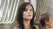 "Even by the gruesome standards of AMC's zombie megahit ""The Walking Dead,"" the death of Lori Grimes, the heavily pregnant wife of protagonist Rick Grimes, <a href=""http://www.latimes.com.preview.tribdev.com/entertainment/tv/showtracker/la-et-st-the-walking-dead-recap-showdown-in-woodbury-20121202,0,6569492.story"">was unusually brutal</a>: a crude<strong> </strong>prison-floor C-section followed by a bullet to the head dispatched by her young son, Carl."