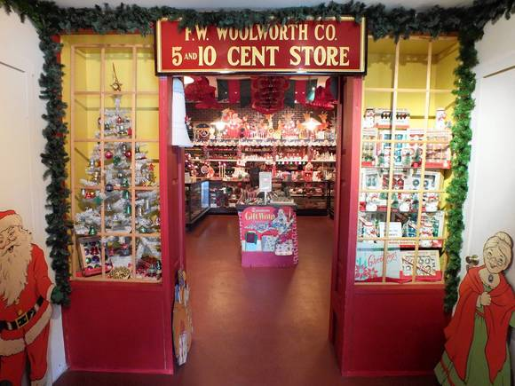 Woolworth's store