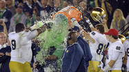 College football rankings with bowl-game twist