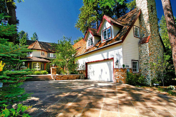 The home, built in 1999, sits on a third acre and is listed at $749,000.