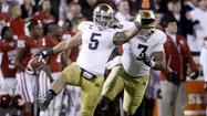 Notre Dame senior linebacker Manti Te'o is not going to win the Heisman Trophy on Saturday night. Texas A&M quarterback Johnny Manziel is poised to become the first freshman to win in the award's 78-year history.