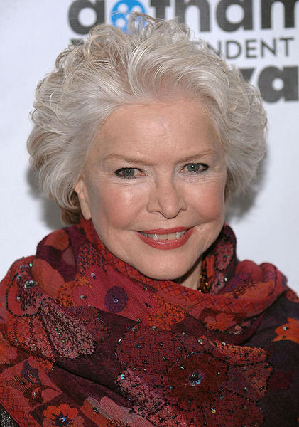 Veteran stage and film actress Ellen Burstyn celebrates her 78th birthday today.