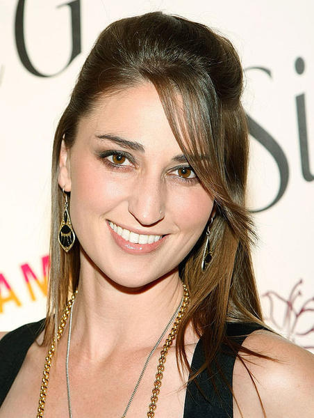 "The country fell in love with her ""Love Song.""  Singer-songwriter Sara Bareilles turns 31 today."