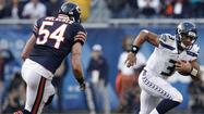 Nothing signaled a Bears season suddenly gone askew Wednesday more than reporters surrounding backup linebackers Geno Hayes and Dom DeCicco, who both are closer to becoming potential answers to a trivia question than making a major impact.