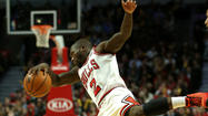 CLEVELAND — With a smile, <b>Nate Robinson</b> revealed part of his strategy for being so hard on himself after Tuesday's loss to the Pacers.