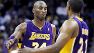 Lakers vs. Hornets, Kobe surpasses 30,000 points