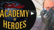 "Comic-book heroes invade reality TV in ""Stan Lee's Academy of Heroes"""