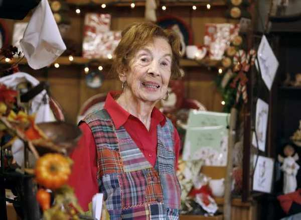 Fiona Bayliss, 93 and of La Crescenta, owned Fiona's Antiques & Gifts in Montrose since 1966. She recently passed away.