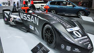 L.A. Auto Show: Meet the man behind Nissan's DeltaWing race car