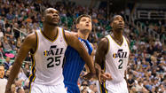<b>Pictures:</b> Utah Jazz 87, Orlando Magic 81