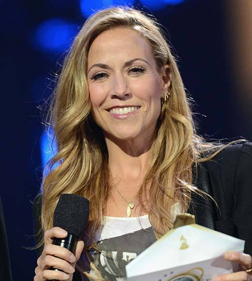 Sheryl Crow onstage at The GRAMMY Nominations Concert Live!! held at Bridgestone Arena on December 5, 2012 in Nashville, Tennessee.