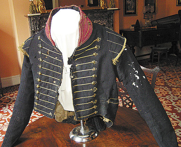 A display of 200-year-old artifacts are on display through 2013 at Miller House Museum, the museum of the Washington County Historical Society, in downtown Hagerstown.