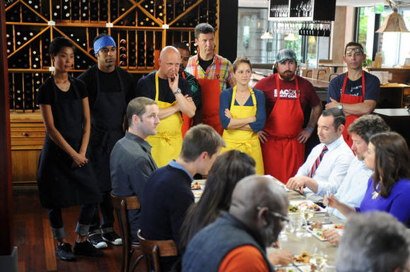 Top Chef Seattle Episode 5