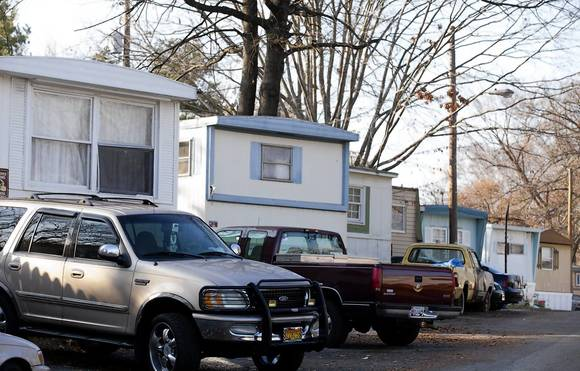 The Beechcrest Mobile Home Park in North Laurel was recently purchased by the Howard County Housing Commission. The park will close in November 2013.