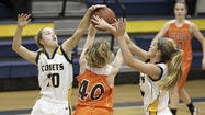 Catonsville vs. Fallston Girls Basketball [Pictures]