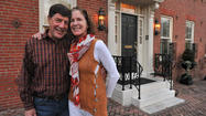 Federal Hill fantasy comes true for couple
