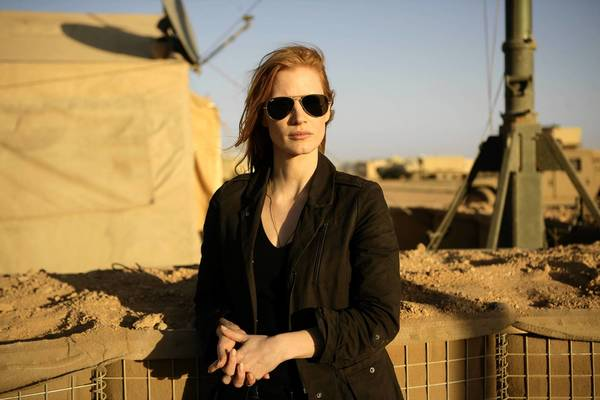 "The best film of 2012? The New York Film Critics Circle says it's ""Zero Dark Thirty,"" which stars Jessica Chastain as a member of a team of spies and military operatives who secretly devoted themselves to finding Osama Bin Laden."