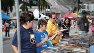 Miami is known as a center for the arts, culture, sports, and…everything for a reason. For 29 years the Miami Book Fair International has graces Downtown Miami for a week with its six nights of author readings and discussions from around the world and a two day street fair.
