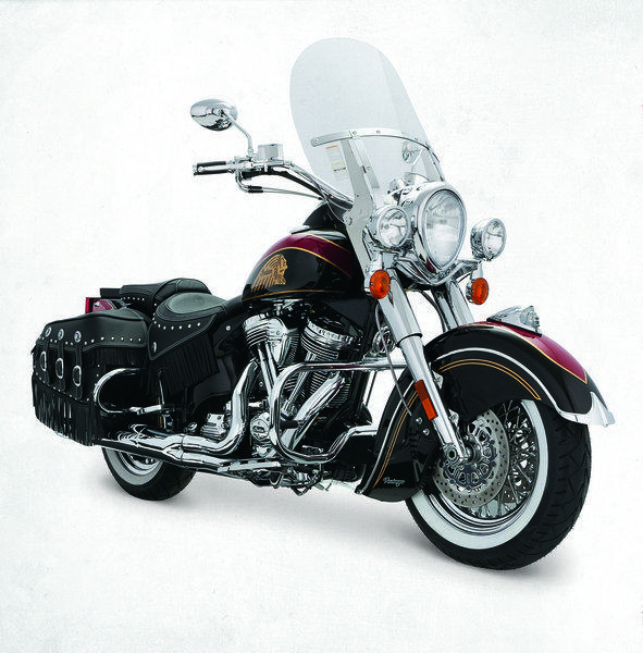 Indian has produced a limited run of its last Chief.