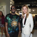 Diddy and Isabelle Bscher