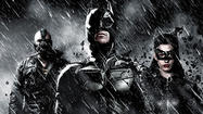 'The Dark Knight Rises'