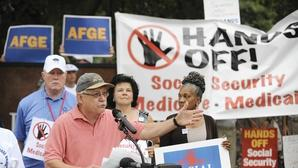 Keep Social Security out of the 'fiscal cliff' debate