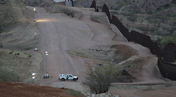 New census data show a sustained drop in illegal immigration, the Pew Hispanic Center says.
