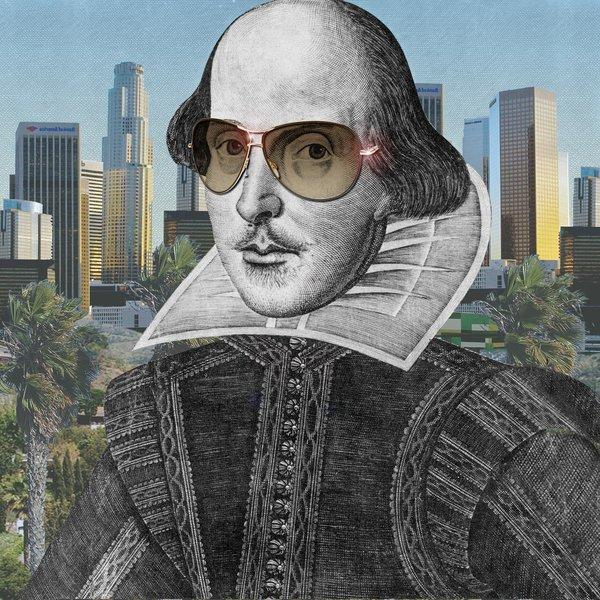 William Shakespeare is ready for his remix.