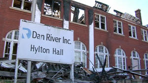 Fate of Danville's Hylton Hall still in question