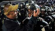 Narbonne coach won't settle for 'satisfied' at 14-0