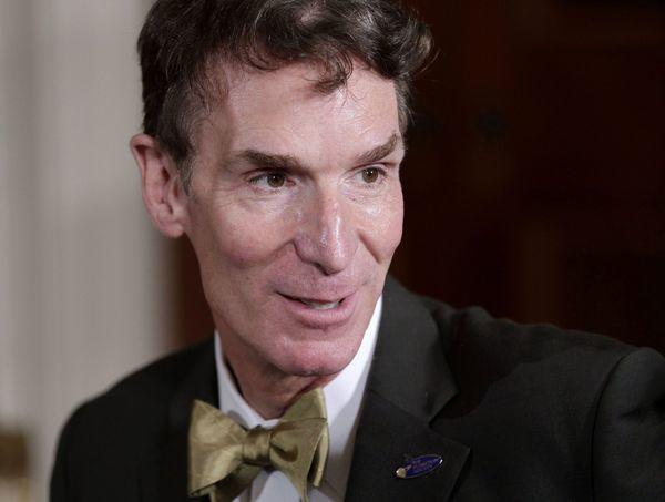 Bill Nye the Science Guy, in 2010