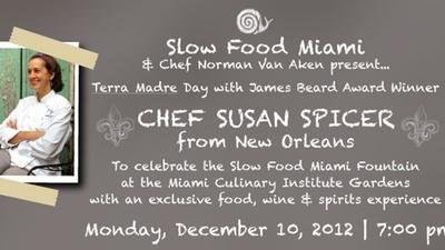 New Orleans chef Susan Spicer comes to Miami for fundraiser