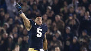 "<span style=""font-size: small;"">SOUTH BEND — If Manti Te'o's career at Notre Dame has seemed like something straight out of a Hollywood script, perhaps it is fitting the linebacker is cast as an underdog in the final two scenes of his collegiate career.</span>"