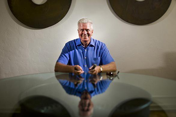 Huell Howser, 67, recently announced that he is retiring after a long career covering California.