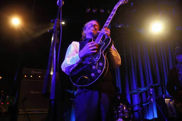 Shuggie Otis plays a rare engagement at the Echoplex in Los Angeles.