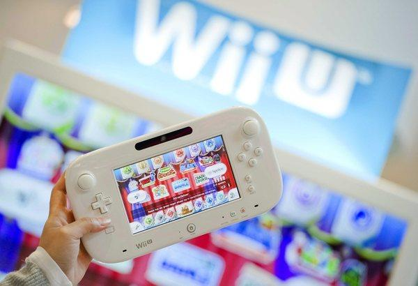 Nintendo sold 425,000 of its new Wii U console within a week in November, another down month for the video game industry.