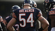 Urlacher party is over