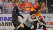 Indoor soccer preview: Wings at Blast