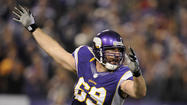 Jared Allen Vikings