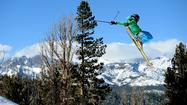 Mammoth Mountain resort and Mammoth Lakes