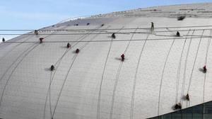 Sochi, Russia, preps for the 2014 Winter Games