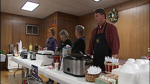 Campbell County artists fill empty bowls to feed hungry