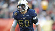 Navy players to wear patches honoring fallen comrades