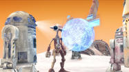 'Star Wars: The Clone Wars' preview: R2-D2 in the void