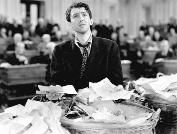"The filibuster, immortalized in film by Jimmy Stewart in ""Mr. Smith Goes to Washington,"" effectively allows senators to stall a vote they know they will lose."