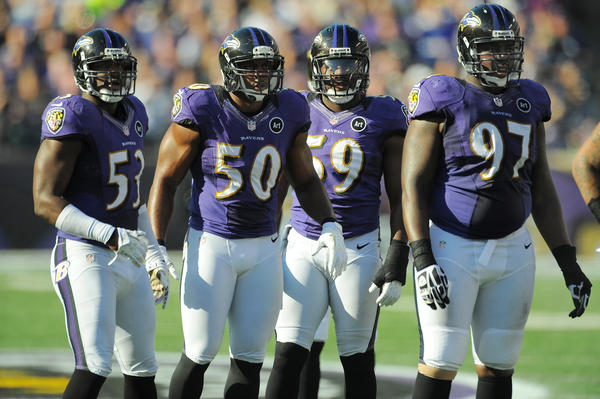 The Ravens defense will have some challenges Sunday against the Redskins.
