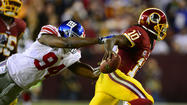 Washington Redskins dynamic rookie quarterback Robert Griffin III orchestrates a fast-break, hybrid offense in a manner akin to a skilled maestro.