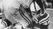 He lined up at fullback, but from the moment he set foot in training camp in 1961, Jerry Hill understood his role with the Colts.