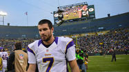 Vikings quarterback Christian Ponder is engaged to ESPN's Samantha Steele.