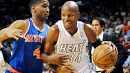 Photos: Heat - Knicks
